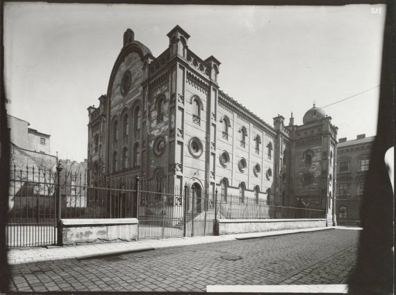 Synagoga na Dornychu