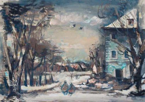 Otto Ungar: Z Terezína